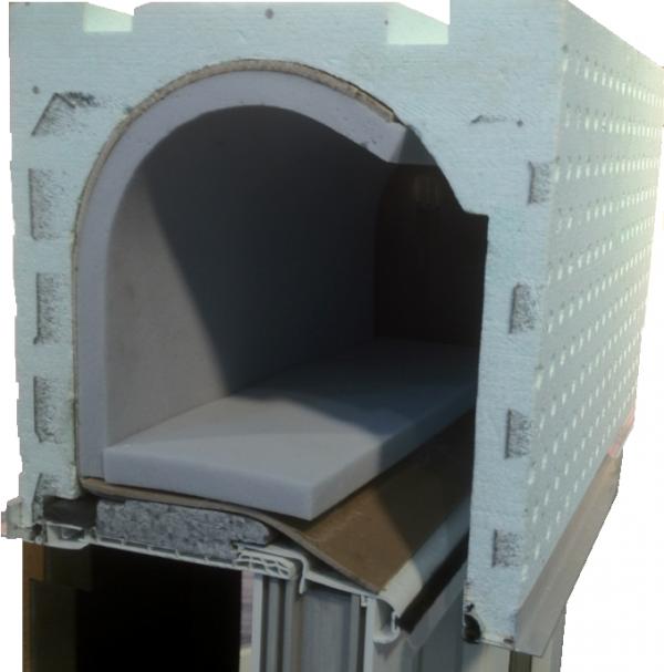 combiflex - aislamiento acústico de caja de persiana